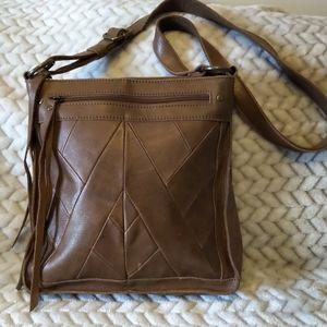 Lucky Brand crossbody bag.